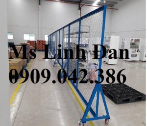 Lưới thép hàng rào di động, lưới thép hàng rào chắn tạm thời,