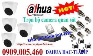 Dahua là thương hiệu camera quan sát đi đầu với công nghệ HDCVI