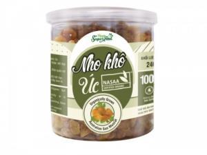 Nho Khô Úc Your Super Food 240g 100% Nhập Khẩu Từ Úc - MSN181366