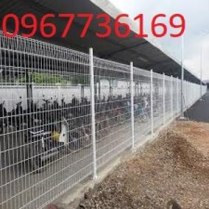 Hàng rào thép Hàn - Hàng rào lưới thép