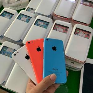 Iphone 5C 32G Quốc Tế full box đẹp 99.99%