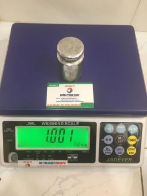Cân điện tử JWL - 3kg 6kg 15kg 30kg, cân JADEVER