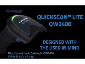 Máy quét mã vach Datalogic QW2400
