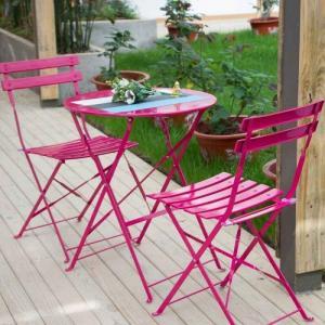 Ghế xếp sắt sơn tỉnh điện mini nhiều màu