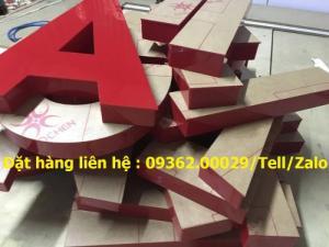 Thi công lắp đặt biển quảng cáo giá rẻ tại Hà Nội