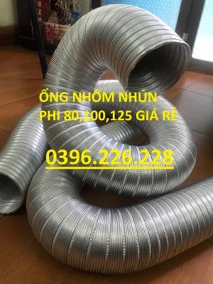 Hướng dẫn cách sử dụng ống nhôm nhún , ống bán cứng , ống tròn nhôm phi 200