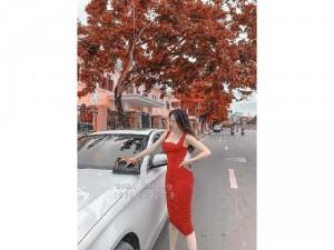 2020-07-04 20:47:25  4  Đầm váy nữ body 2 dây nhún sườn có 3 màu 220,000