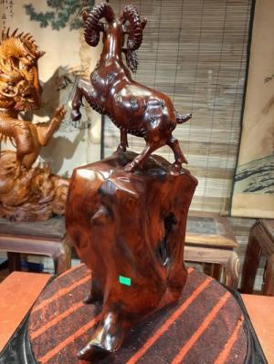 2020-07-05 09:14:52  2 Nhất dương _Mỹ nghệ Âu Lạc Tượng gỗ trang trí Nhất DƯơng _ Mỹ nghệ Âu Lạc 5,800,000