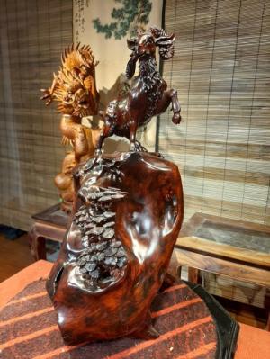 2020-07-05 09:14:52  3 Nhất dương _Mỹ nghệ Âu Lạc Tượng gỗ trang trí Nhất DƯơng _ Mỹ nghệ Âu Lạc 5,800,000