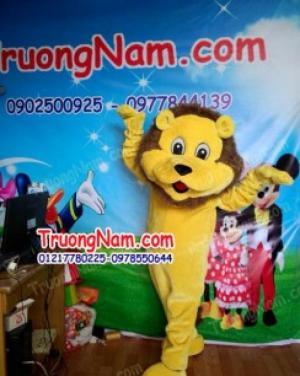 Cho thuê mascot giá rẻ tại tphcm
