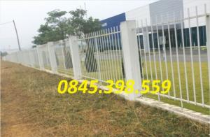 Lưới thép hàng rào sơn tĩnh điện, lưới hàng rào D5a 50*100