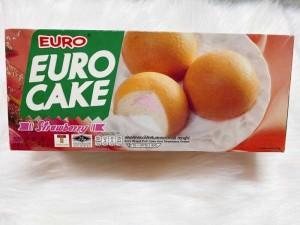 Bánh bông lan trứng Euro Cake Thái Lan - Nhân dâu