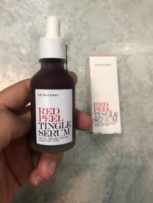 Serum thay da Red Peel Tingle Serum xách tay Hàn Quốc