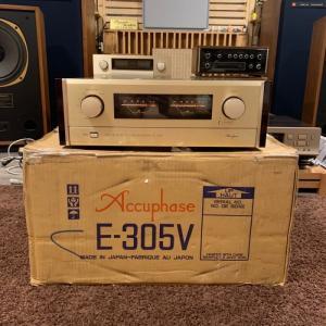Ampli : Accuphase E-305 V