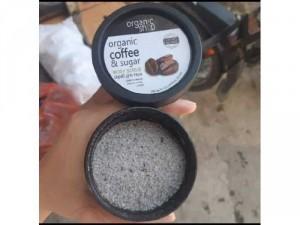 Muối tẩy da chết cafe