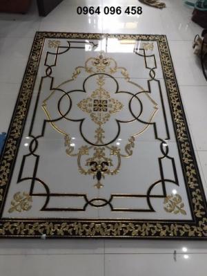 Gạch tranh thảm 3d