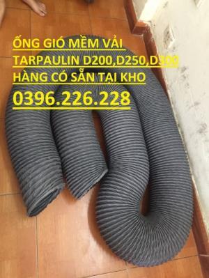 Phân phối số lượng lớn ống mềm vải Fiber đường kính D75 đến D200 giá rẻ