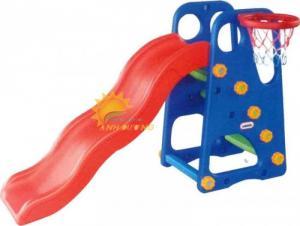 Chuyên cầu trượt mầm non siêu đáng yêu cho trẻ em vui chơi, vận động