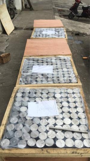 Inox tròn 630, inox tấm 630 sản xuất tại nhà máy thép Chang Shu