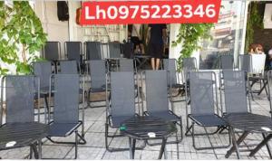 Ghế xếp được bán giá tại xưởng.