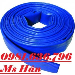 Chuyên bán ống bạt cốt dù, ống bạt PVC bơm nước,cát,sỏi.