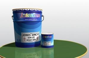 Sơn lót epoxy Joton Jones bộ 4kg giá rẻ