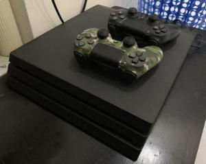 Máy PS4 Pro 1TB fullbox