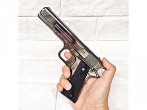 Bật lửa hình súng M1911 17cm