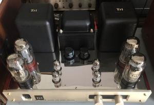 Ampli TRIODE model TRI VP-140s