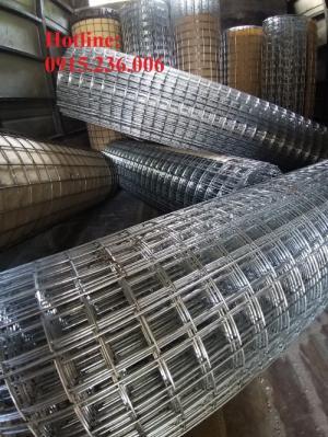 Lưới thép hàn D2 a 25x25, a 50x50 mạ kẽm tại Đà Nẵng