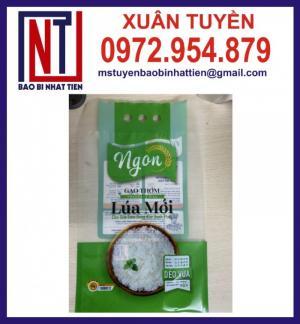 In túi đựng gạo 5kg tại TP.HCM
