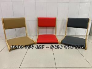 Ghế ngồi bệt tatami - Ghế bệt gỗ - Ghế ngồi giá rẻ