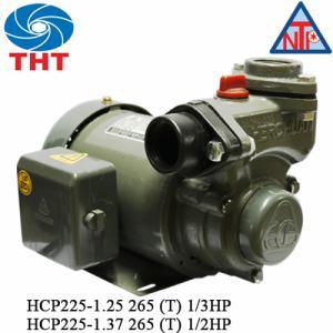 Máy bơm đẩy cao NTP HCP225-1.25 265