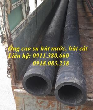 Bán ống cao su lõi thép chịu áp lực cao 16-18kg/cm2