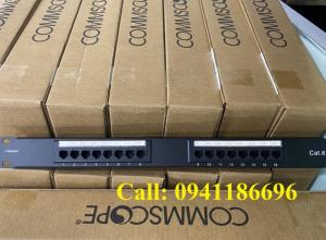 Patch panel 16 port Cat6 COMMSCOPE PN:1375014-6