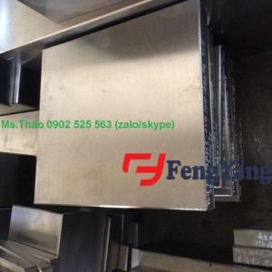 Thép tấm inox, tấm thép inox độ dày lớn, SUS304, 316, 321, 420,310S,..