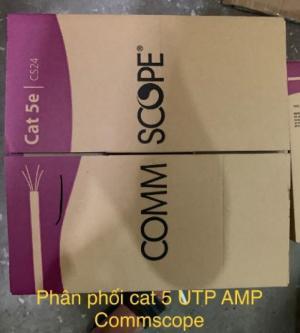 Cáp mạng Cat5e UTP COMMSCOPE | PN: 6-219590-2