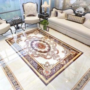 Gạch sàn 3D-Gạch thảm lát sàn