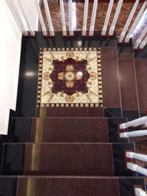 Gạch sàn 3D-Chiếu nghỉ cầu thang