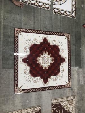 Gạch sàn 3D-Gạch thảm chiếu nghỉ
