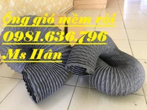 Ống gió mềm vải tarpaulin, fiber,simili, giá cả hợp lý nhất.