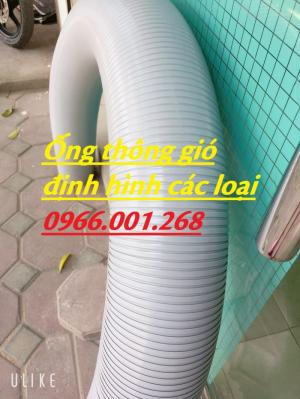 Ống nhựa định hình,ống nhựa xếp,ống nhựa thông gió điều hòa ,giá rẻ