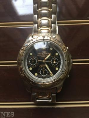 Đồng hồ hiệu Paulmontagne 6 kim