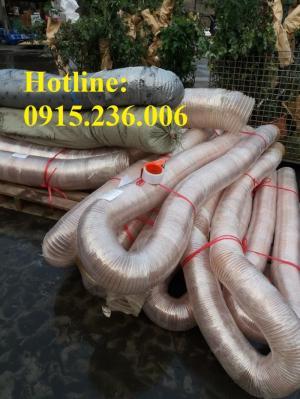 Nơi bán ống PU thép mạ đồng D300 tại Đà Nẵng