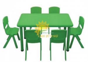 ????????Bàn ghế nhựa - gỗ mầm non giá rẻ như thanh lý - chất lượng cực tốt