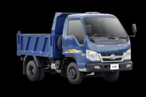Giá xe ben FD250.E4 2 tấn tại bình định