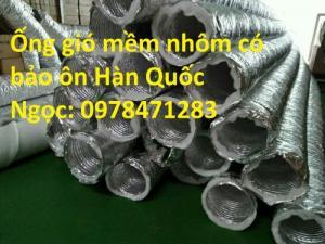 Siêu giảm giá ống gió nhôm, ống bạc, ống thông gió, hút mùi.