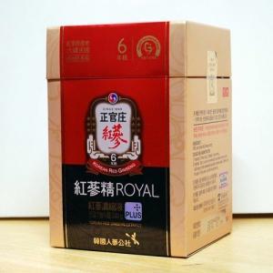 TẶNG KẸO SÂM Cao Hồng Sâm KGC Royal 240gr Nội Địa Chính Phủ Hàn Quốc 100% N