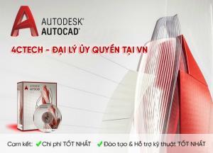 AutoCAD Bản Quyền 2021 cho Doanh nghiệp