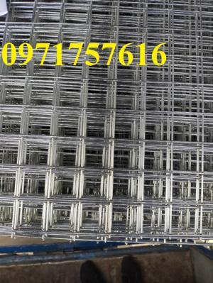 Lưới hàn mạ kẽm D4a50x150,a200x200